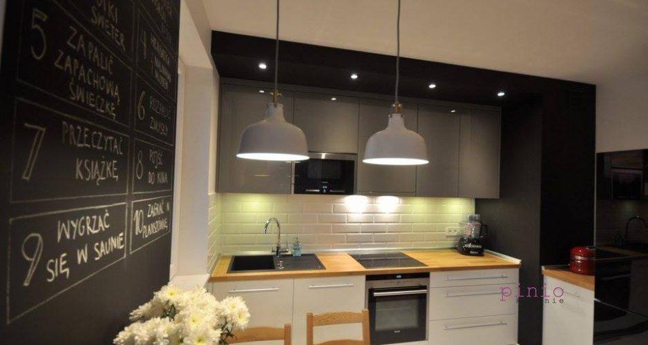 Jakie Oświetlenie Do Małej Kuchni W Bloku Kuchnie Pinio