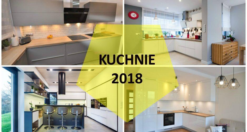 Kolory Mebli Kuchennych 2018 Co Będzie Modne Kuchnie