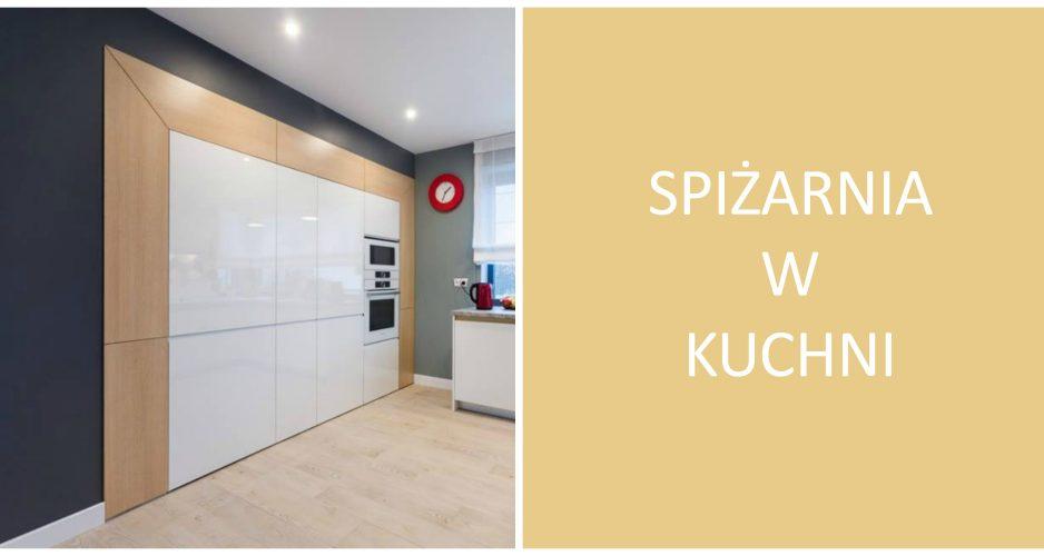 Jak Ukryć Spiżarnię W Kuchni Kuchnie Pinio Blog