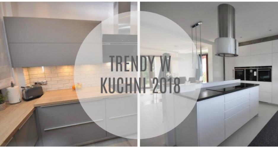 Kuchnie 2018 Trendy Kuchnie Pinio Blog