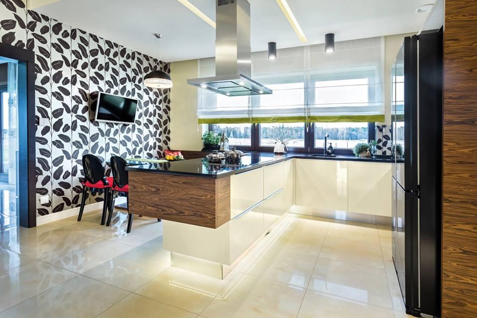 Projekt Kuchni Z Salonem I Jadalnia Kuchnie Pinio Blog