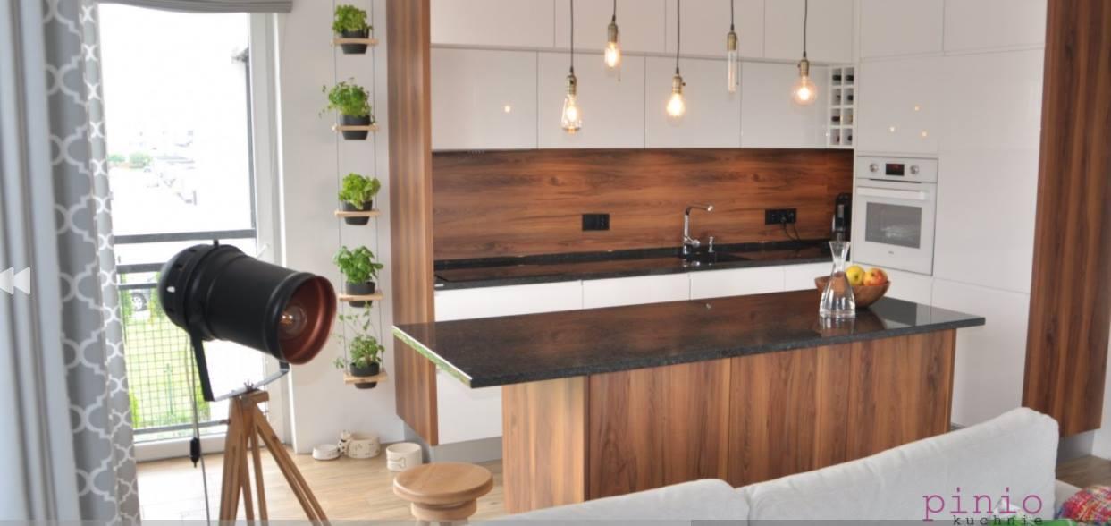 Drewno W Kuchni Na ścianę Kuchnie Pinio Blog