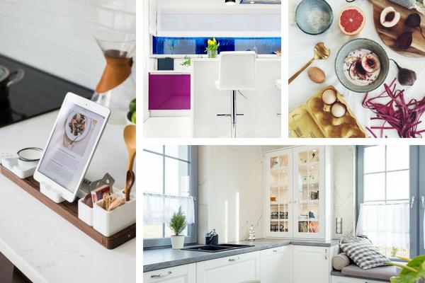 Nowoczesne kuchnie 2019 - nowoczesne urządzenia, organizery, szafki cargo - projektowanie kuchni według Kuchnie Pinio Tychy!