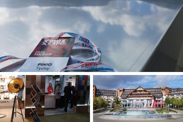 Targi Max Expo, Technologia&Design, Max Kuchnie, Max Elektro, Kuchnie Pinio, Karpacz, 2018
