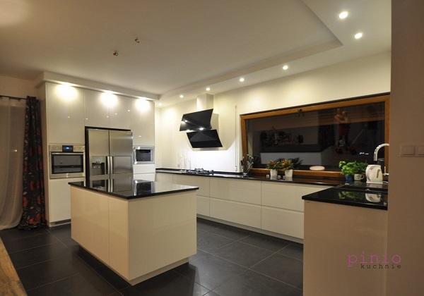 szybkie projektowanie kuchni, projekt kuchni, Kuchnie Pinio