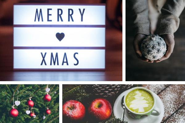 Wystrój kuchni na Boże Narodzenie, świąteczne tekstylia w kuchni, świąteczne ozdoby, Kuchnie Pinio,