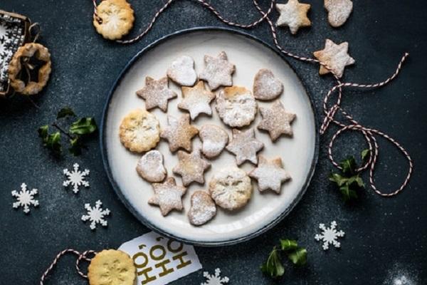 Wystrój kuchni naBoże Narodzenie, świąteczne pierniki, Kuchnie Pinio