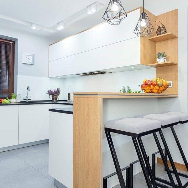 gdzie zamówić projekt kuchni, projektowanie kuchni, firma projektująca kuchnie, biała kuchnia, kuchnia wstylu nowoczesnym