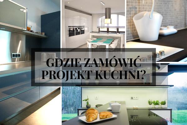 gdzie zamówić projekt kuchni, projektowanie kuchni, firmy projektujące kuchnie, Kuchnie Pinio
