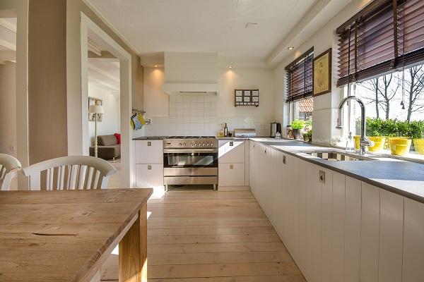 Projekt mebli kuchennych na wymiar - Kuchnie Pinio