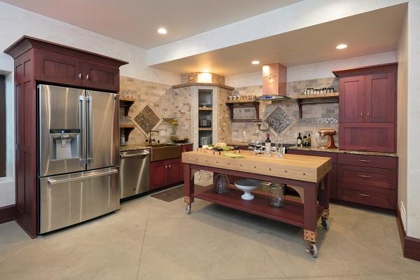 Projekt mebli kuchennych – jak wybierać fronty iblaty