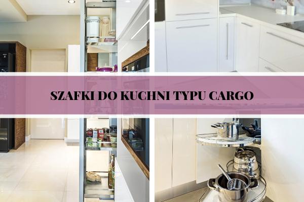 Szafki do kuchni typu cargo - projektowanie kuchni Katowice Kuchnie Pinio