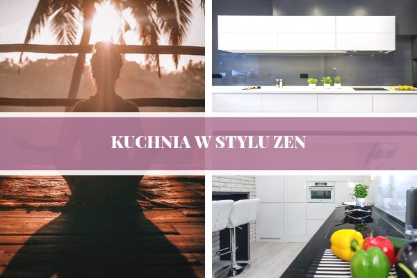 Kuchnia w stylu ZEN - jak wygląda, wady i zalety. Projekty kuchni w stylu ZEN od projektowanie kuchni Tychy by Kuchnie Pinio.