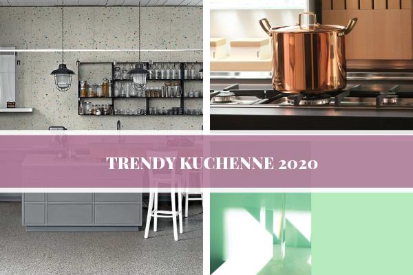 Kuchnie 2020 trendy, modne, nowoczesne - projektowanie kuchni.