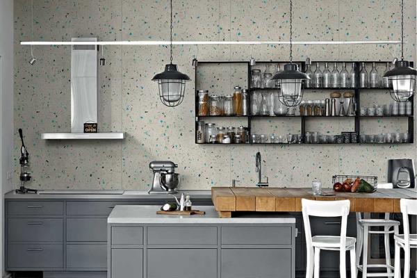 Trendy kuchnie 2020 - lastryko wkuchni - modne projektowanie kuchni.