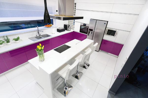 Projekt kuchni - cena 2020 - ile tokosztuje? Studio kuchni Kuchnie Pinio przedstawia ceny mebli laminowanych, blatów drewnianych, granitowych iinnych.